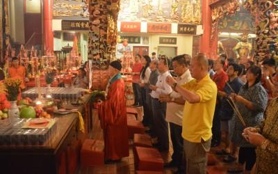 الطاوية-The prayer ceremony- blog.rwgenting.com